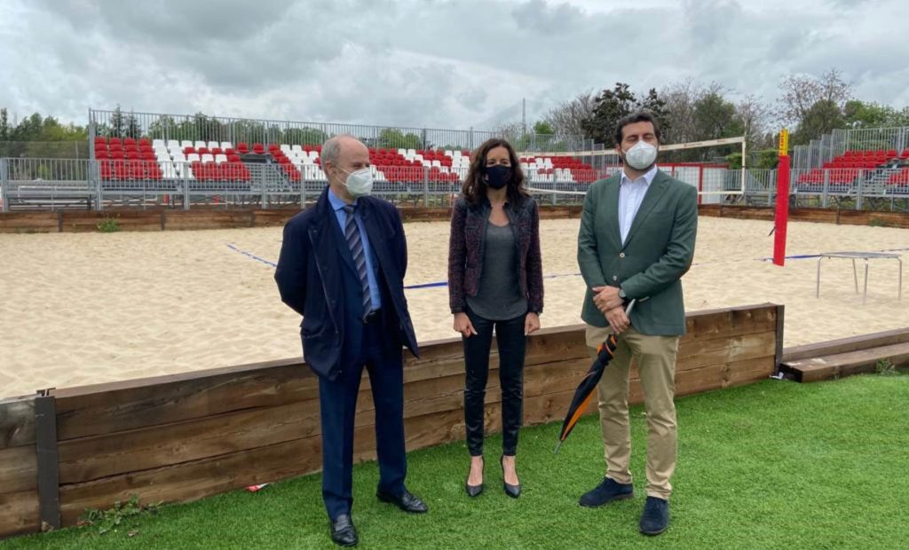 `Beach Volleyball Continental Cup´
