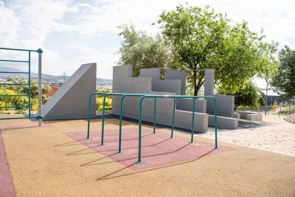 Parque de los Héroes