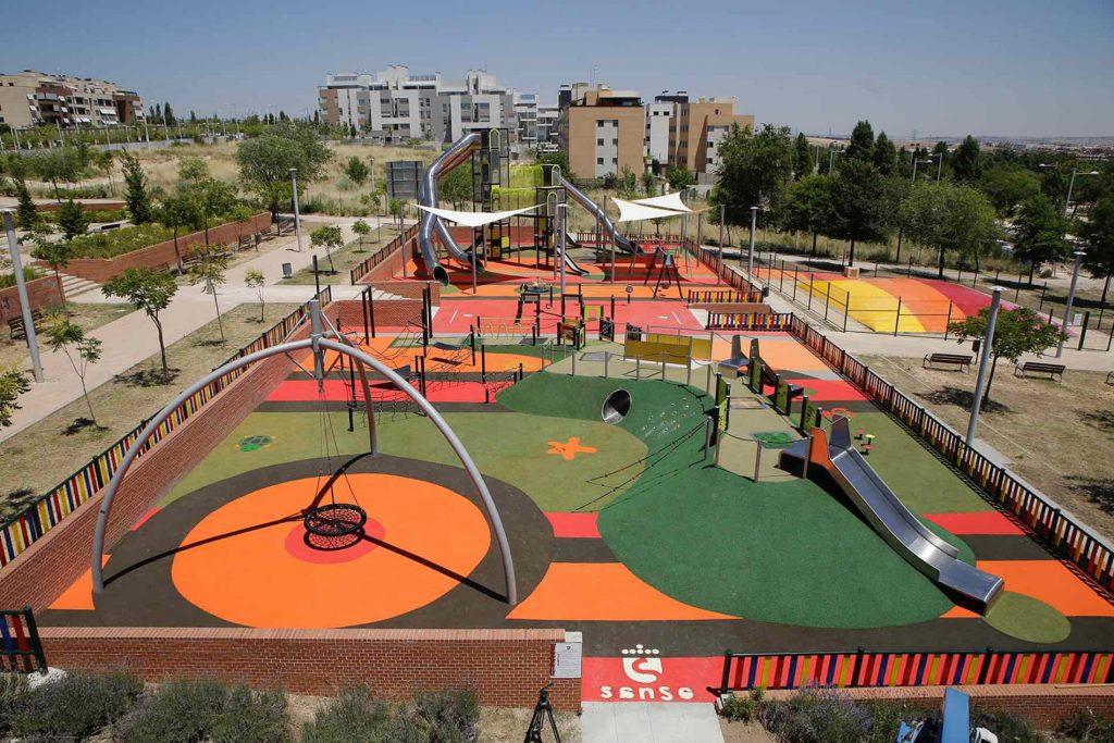 Parque Inclusivo